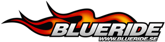 BlueRide logotype