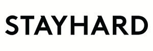 Stayhard logotype